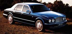 Bentley Arnage R (2002)