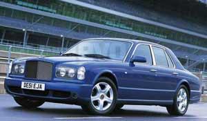 Bentley Arnage Red Label (depuis 1998)