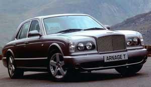 Bentley Arnage T (2003 -)