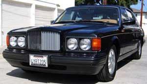 Bentley Brooklands (1992-1997)