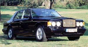 Bentley Brooklands R (1996-1998)