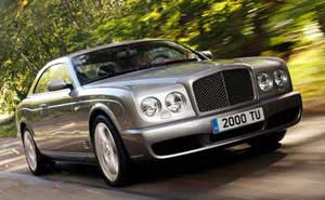 Bentley Brooklands Coupe (ac from mid 2008)