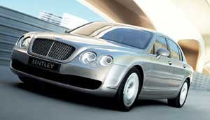 Bentley Continental Flying Spur (since 2004-)