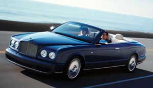 Bentley New Azur (since late 2006-)