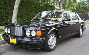 Bentley Turbo RT (1997-1998)
