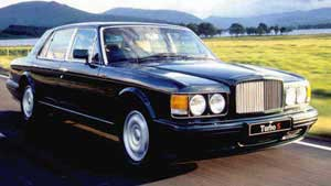 Bentley Turbo S (1995)