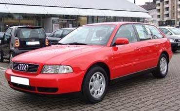 D A4 Avant (vintage 2001-2004)