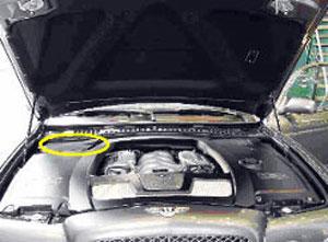 Bentley Arnage, Azure and Brooklands passenger cars
