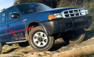 VIN Ford Ranger