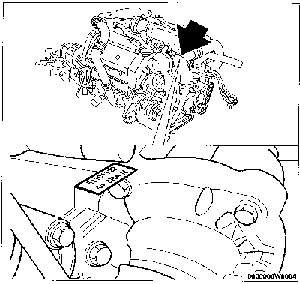 Bentley 8-cylinder engine number