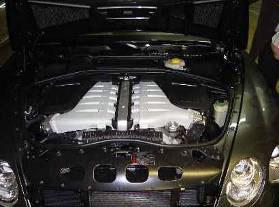 Bentley Continental Flying Spur Engine Number