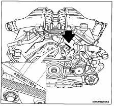 Bentley GT / GTC Engine number sticker