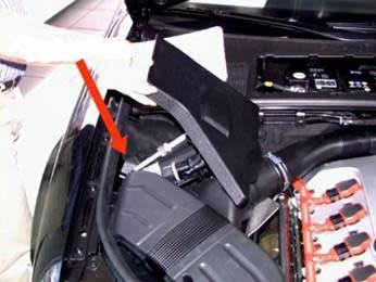 Plate Audi A4