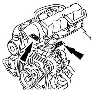 ENGINE NUMBER 2,5 WL/2,5 WL-T (Ranger)