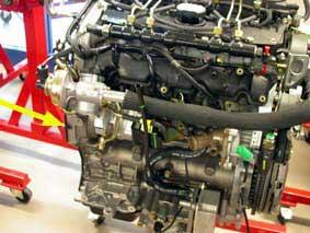 ENGINE NUMBER 2,0 DuraTorq-DI/-DCI (Puma)