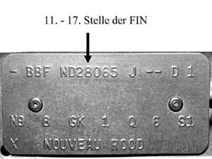 Production plate ford car