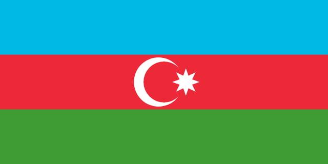 Vehicle registration certificate of Azerbaijan