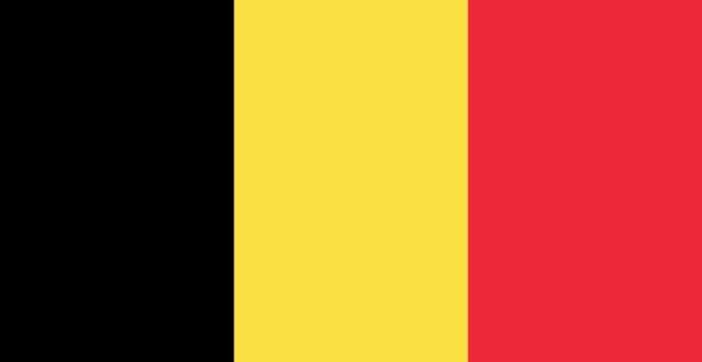 Vehicle registration certificate of Belgium
