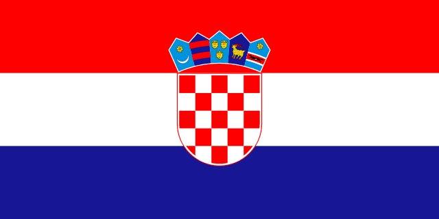 Vehicle registration certificate of Croatia