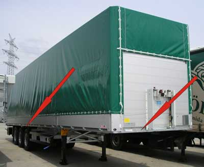 Schmitz trailer