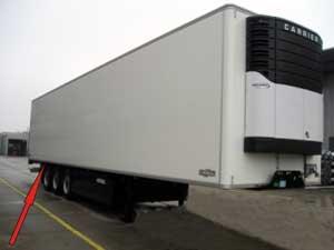 Kögel trailer