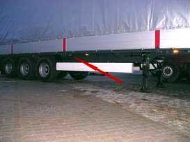 krone refrigerated trailer