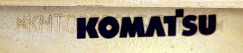 Komatsu D51 vin