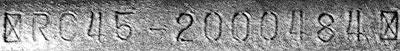 Number decoder