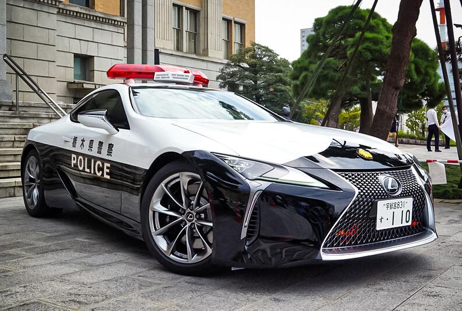 Lexus supercupe