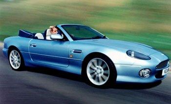 ASTON MARTIN DB7 Vantage Volante (1999 - 2003)