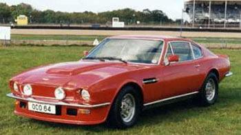 Aston Martin V8 V8 series 3 1978
