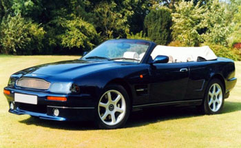 Aston Martin V8 Volante 2