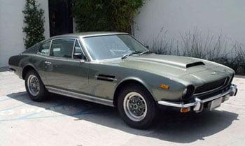 Aston Martin Vantage 5.3