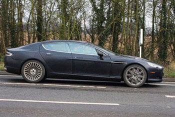 Aston Martin rapid V12 Vantage GT3
