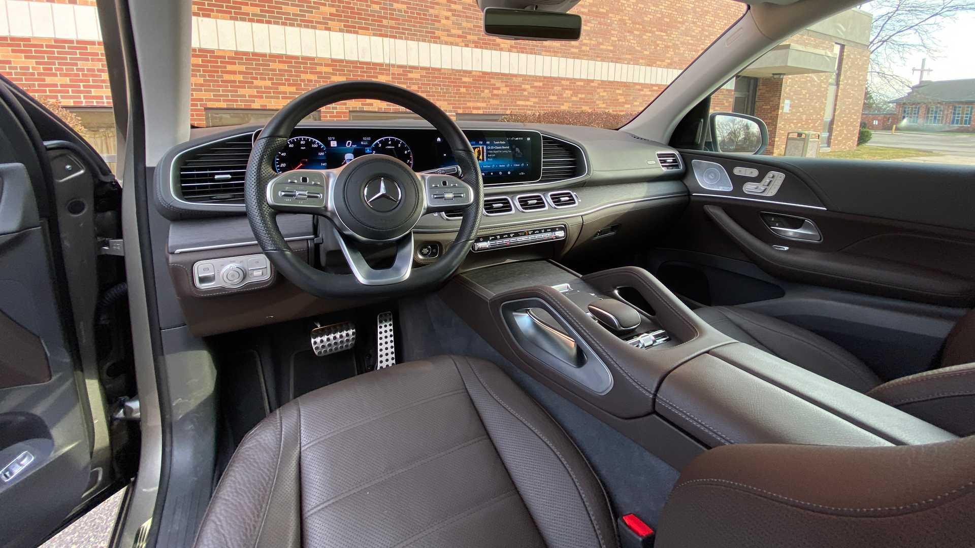 Mercedes GLS 580 review