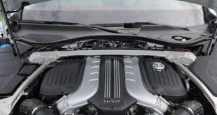 Bentley Engine number