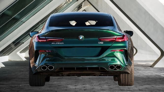BMW 8 Series Gran Coupe 2022 and what to know