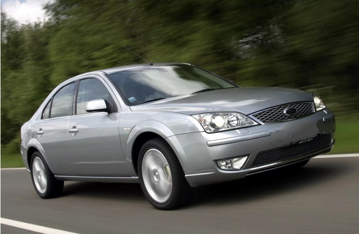 Ford Mondeo 2000–2009