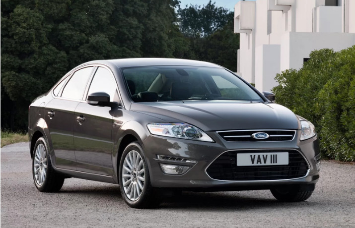 Ford Mondeo 2010–14