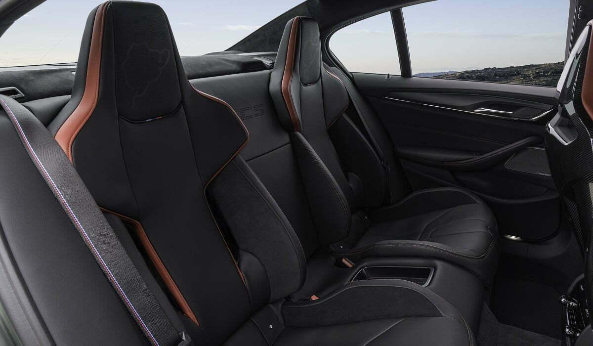 new BMW M5 Clubsport