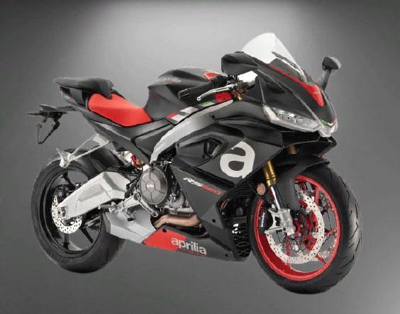 2021 Aprilia RS660