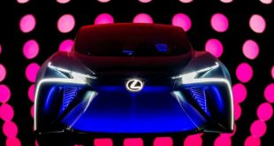 Lexus Sports Cars in the Era of Electric Cars