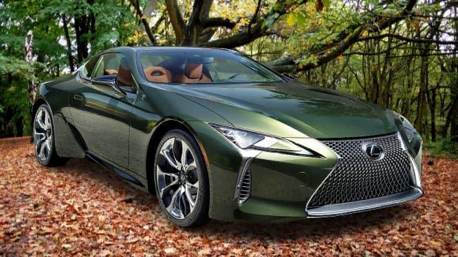 Lexus sports cars