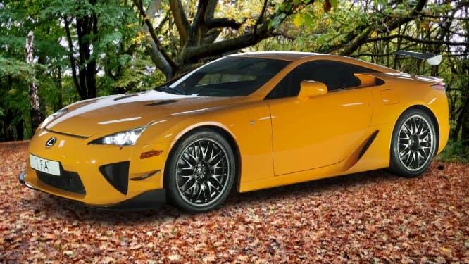 Lexus will not abandon sports cars