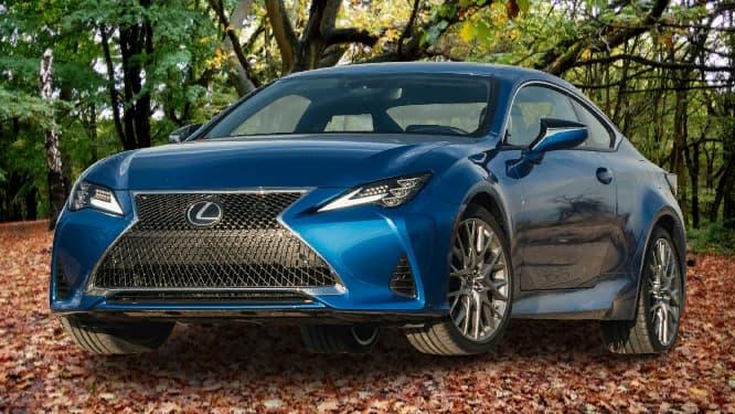 Lexus sports cars even in the electric car era