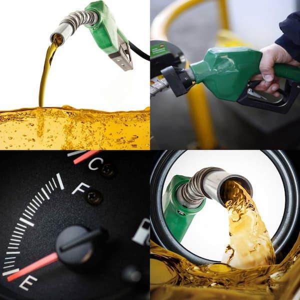 Gasoline consumptio