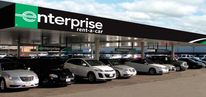Enterprise rental car
