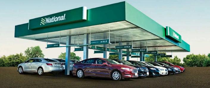 national rental car