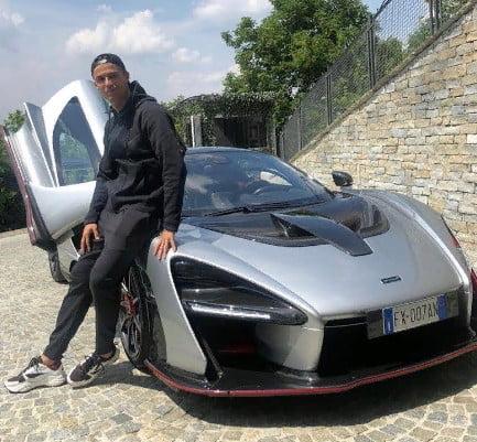 Cristiano Ronaldo New Car Collection